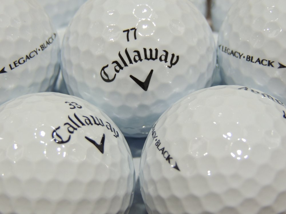 36++ Callaway golf tour select legacy black golf balls info