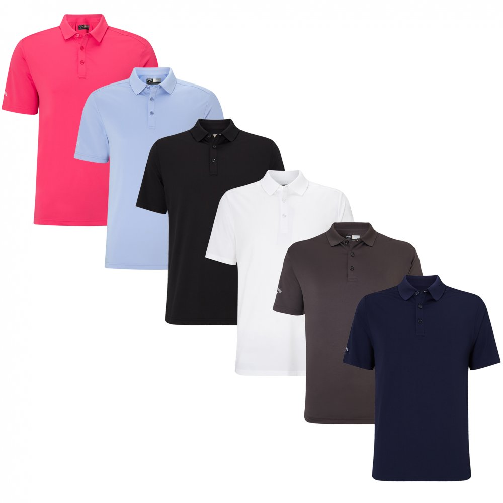 45ff8802 Order Callaway Hex Opti Stretch Polo Shirt Golf | Quality at ...